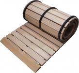 Buche KOMFORT-Holzlaufrost