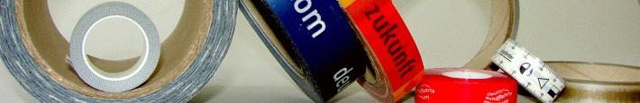 Packband mit Logodruck